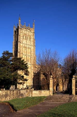 cotswold: Church of St  James, Chipping Campden, Glocestershire, Cotswold, England, United Kingdom Stock Photo