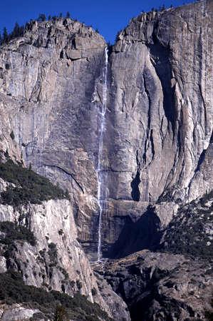 Upper Yosemite falls, Yosemite National park, California, USA Stock Photo - 16110425