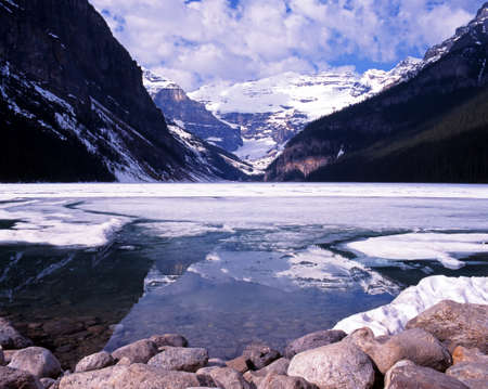 Lake Louise, Alberta, Canada photo