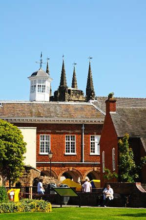 Tamworth staffordshire united kingdom