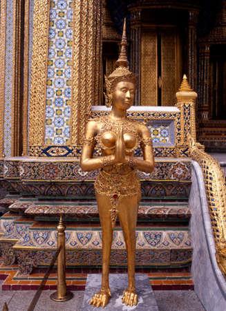 far east: Grand Palace (Phra Borom Maha Ratcha Wang), Bangkok, Tailandia, el Lejano Oriente.