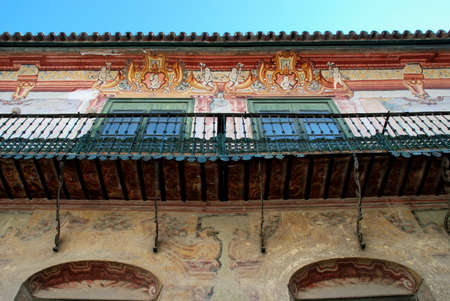 longest: Penaflor palace balcony which is the longest in Spain (Palacio de Penaflor)