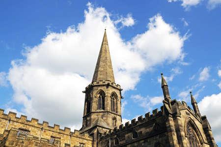 parish: All Saints Parish Church, Bakewell, Derbyshire, England, UK, Western Europe.