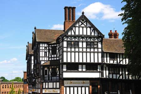 public house: The Flying Standard public house along Trinity Street, Coventry, West Midlands, England, UK, Western Europe.
