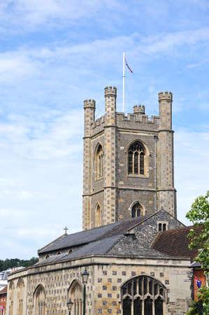 parish: Parish Church of St Mary the Virgin, Henley-on-Thames, Oxfordshire, England, UK, Western Europe.