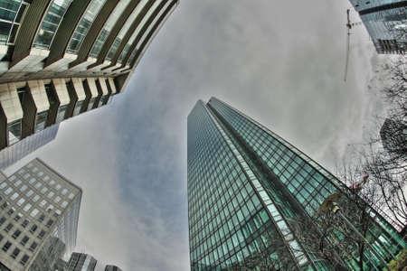 la defense: Skyscraper in La Defense,Paris Stock Photo