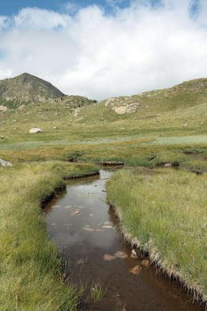 source: Water source in Andorra, Pyrenees
