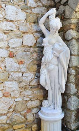 deesse grecque: D�esse grecque Banque d'images