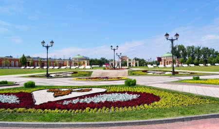 tsaritsino: Tsaritsino Park in Moscow, Russia
