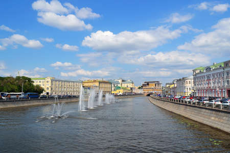 View from Moscow river