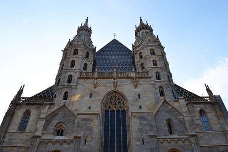 Stephans cathedral Vienna, Austria