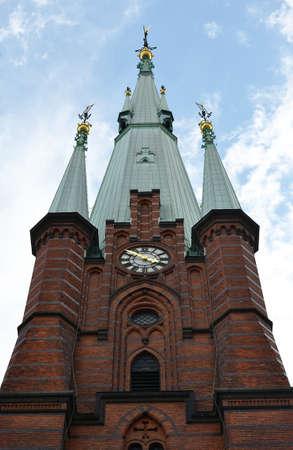 johannes: Church in Stockholm, Sweden