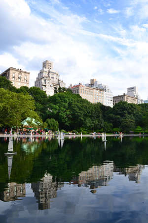 Central Park in Manhattan, New York City