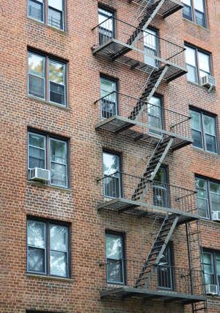 escape: Fire escape, NYC