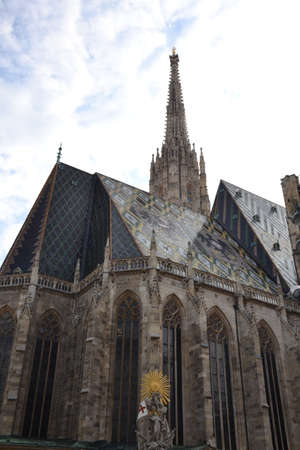 saint stephen cathedral: St. Stephan Cathedral in Vienna