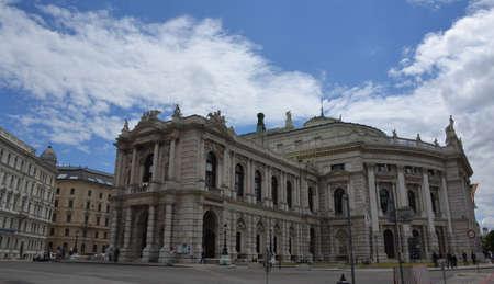 Burgtheater - Austrian National Theatre in Vienna Editorial
