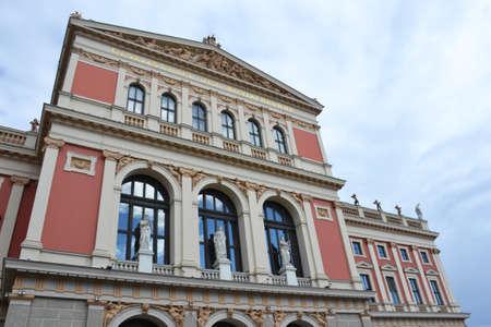 Wiener Musikverein Vienna Music Association, Austria Editorial