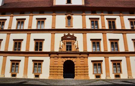 steiermark: The Eggenberg castle in Graz, Austria Editorial
