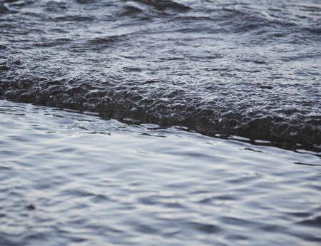 sea wave: Sea wave close up Stock Photo