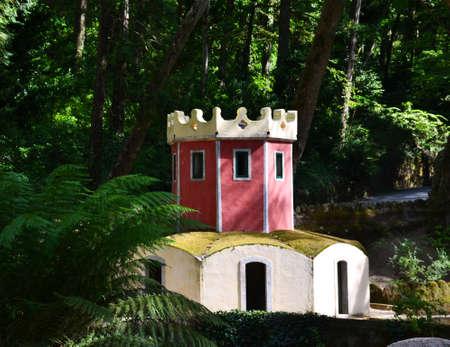 pena: Park of the Pena National Palace, Sintra