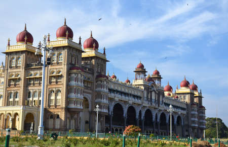 Mysore palace, India Editorial