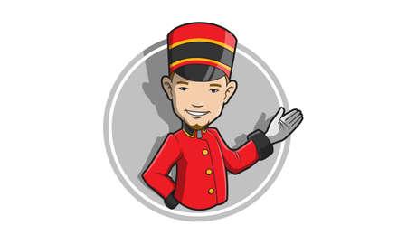 concierge: Concierge mascot