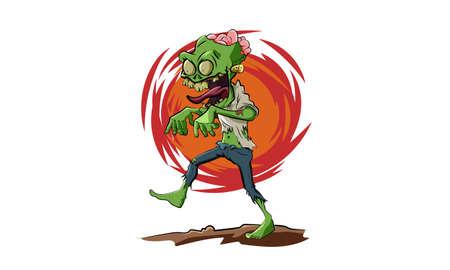 grisly: Walking Zombie