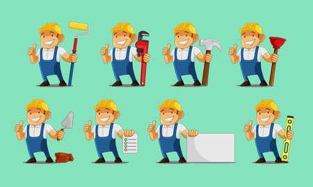 gauging: Worker Set