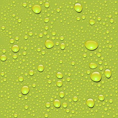 Vector. Seamless water drop texture Stock Vector - 4289049