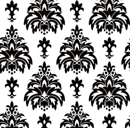 Vector. Seamless pattern Stock Vector - 4502346