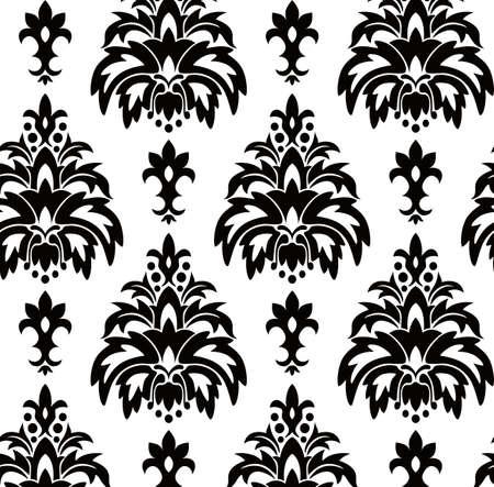 Vector. Seamless pattern Stock Vector - 4502346