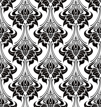 Vector. Seamless pattern