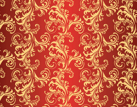 velvet fabric: Vector. Seamless pattern