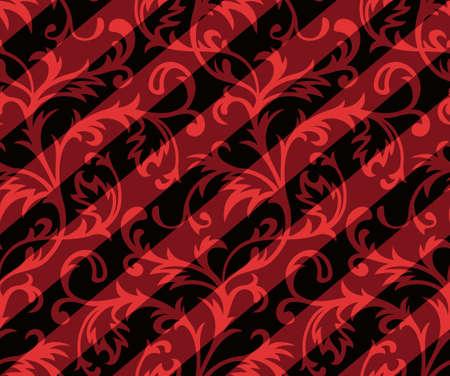 Vektor. Nahtlose Muster  Vektorgrafik