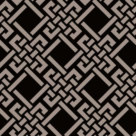 intricacy: Vector. Seamless pattern