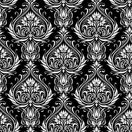 Vector. Seamless pattern Stock Vector - 5532751