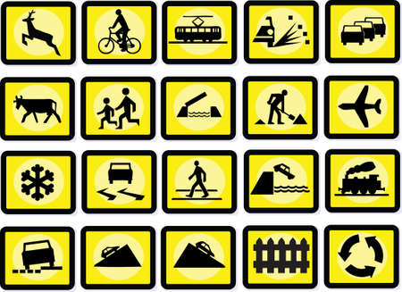 Signs Illustration