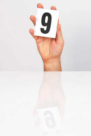number of points in the hands of the evaluation
