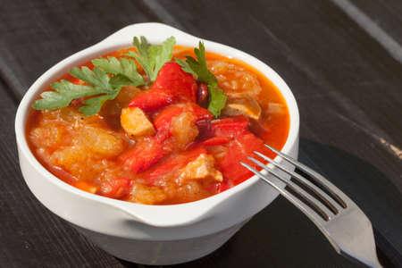 tasty vegetable dish