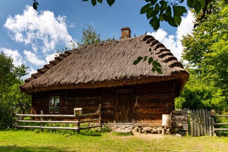 WASILKOW, POLAND - AUGUST 09.2019: Podlasie Museum of Folk Culture.