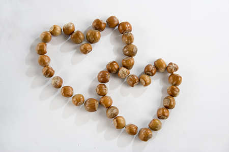 storeroom: delicacies, nuts,  heart