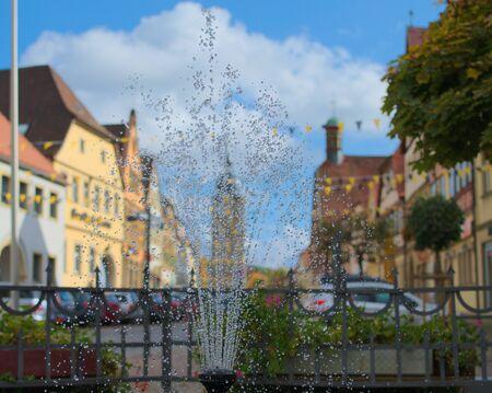 fountain 版權商用圖片
