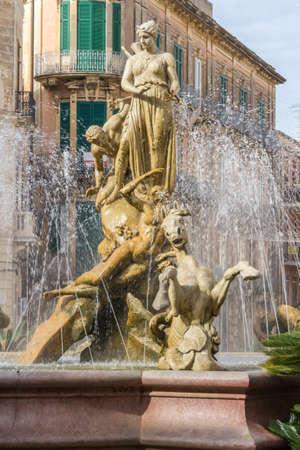 ortigia: Fountain of Ortigia
