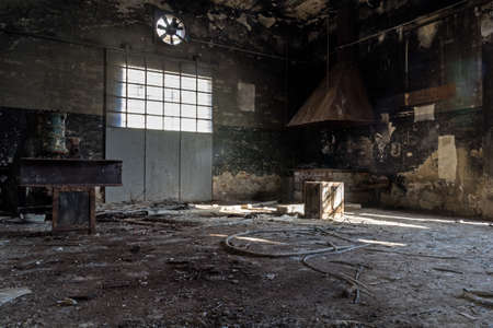 forge: Abandoned Forge