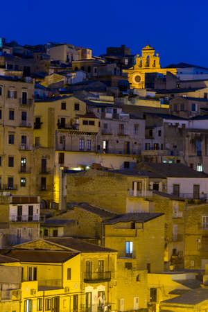 Old Town of Agrigento Imagens - 39619273