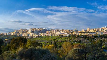 City of Agrigento