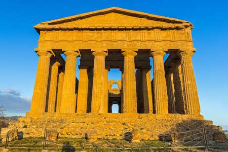concordia: Temple of Concordia
