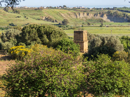 tyrant: Tomb of Theron Theron Valley of Temples Agrigento