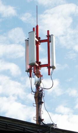 antenna or radar Stock Photo - 23293507