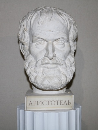 philosophy of logic: Aristotle - Greek philosopher. The student of Plato. Tutor of Alexander the Great